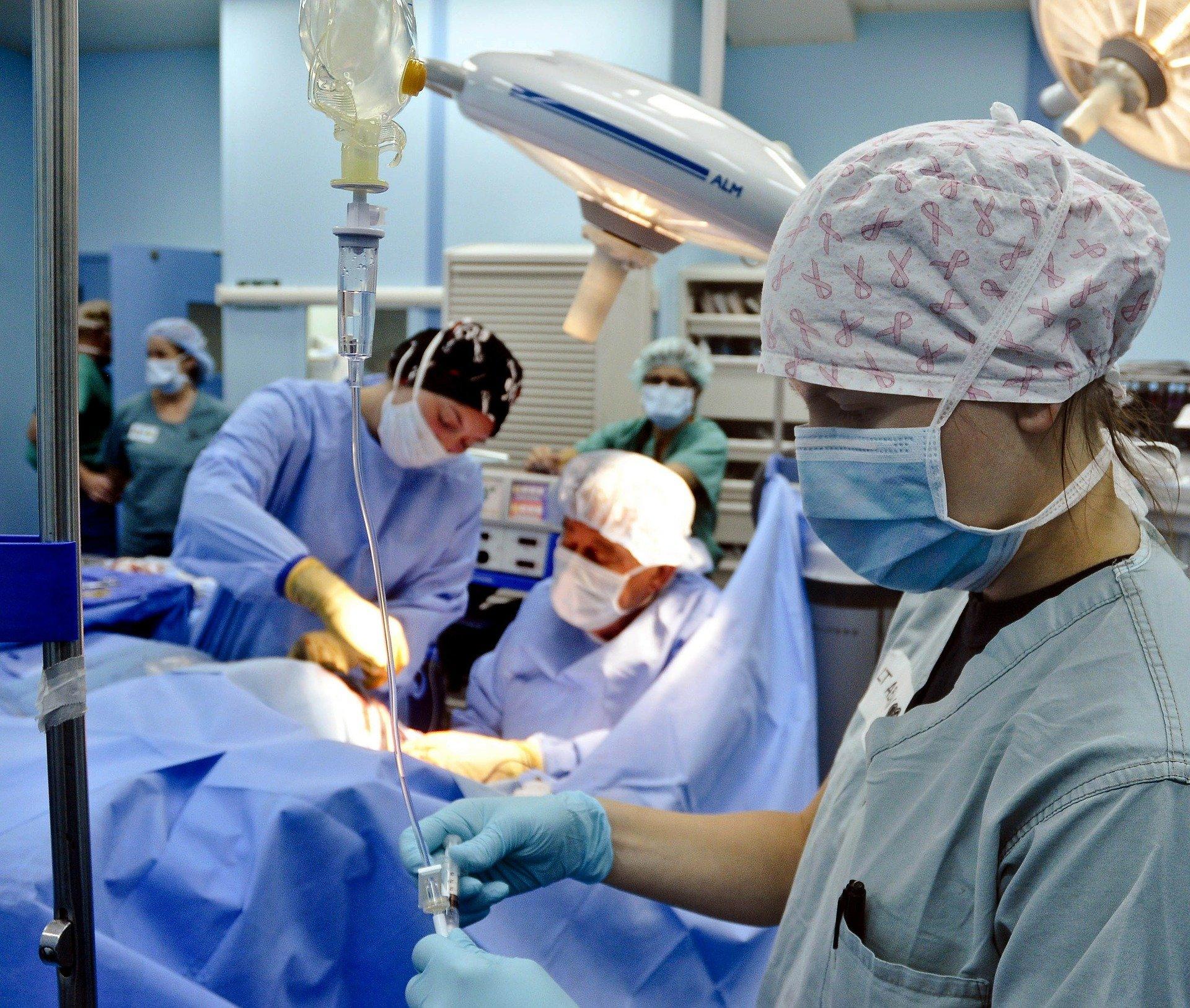operacion quirurgica